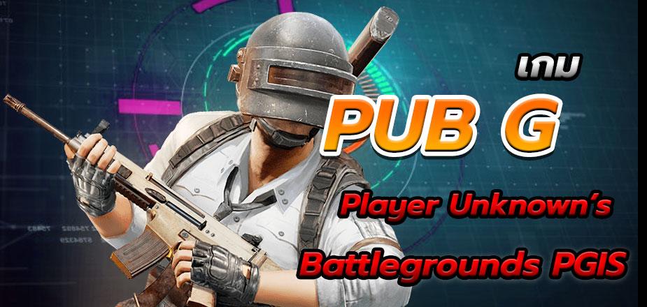 PUB G